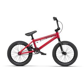 "Radio Bikes Dice 16"", candy red"